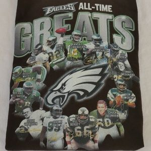 Eagles All Time Greats long sleeve tee